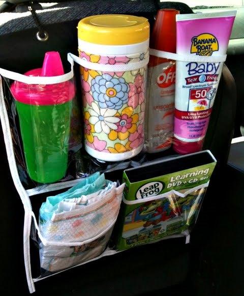 Como manter o carro limpo e organizado