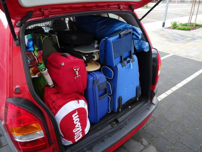 Checklist para uma viagem de carro