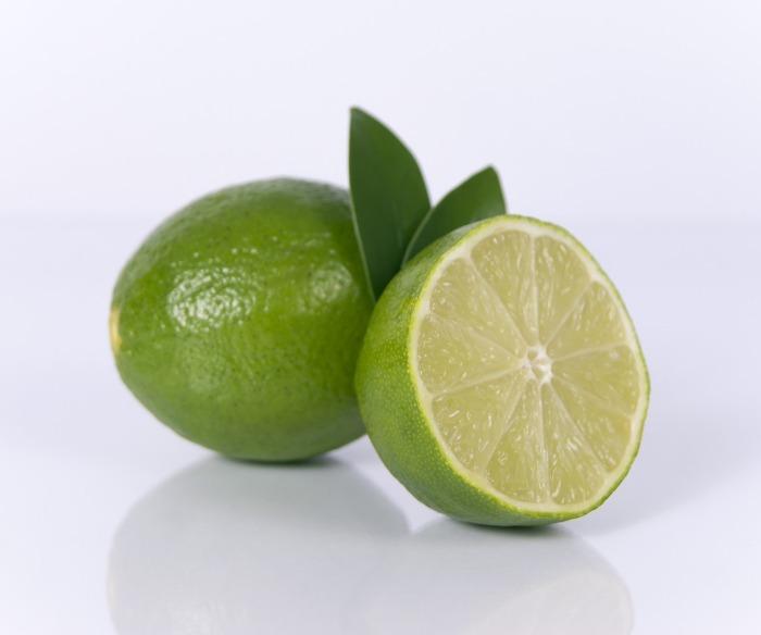 Limpeza com limão