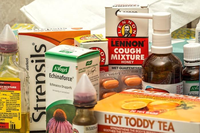 Organização de medicamentos